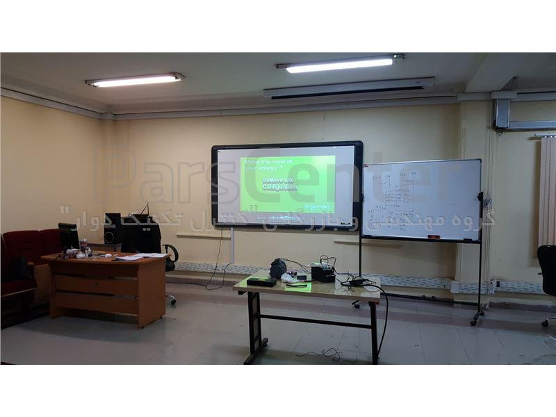 آموزش اینورتر ، درایو و سافت استارتهای اشنایدر الکتریک Schneider Electric
