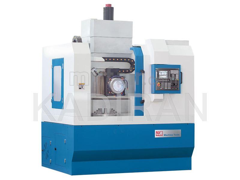 VDL 800 Vertical CNC Lathe