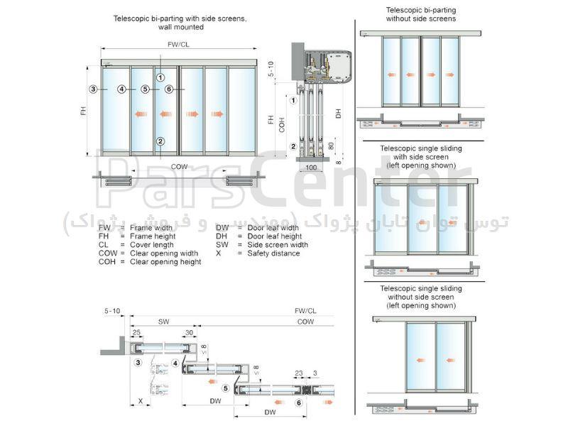 نصب و تعمیر درب های اتوماتیک کرکره ای