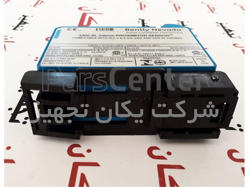 فروش و تامین سنسور مجاورتی یا پراکسیمیتی ارتعاش سنج 5 متری بنتلی نوادا 05-51-330180 Bently Nevada Proximity
