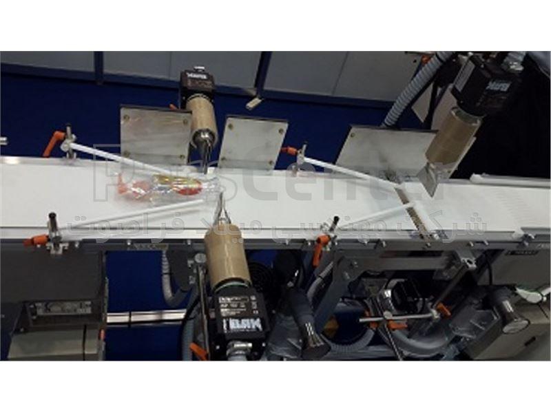 هیتر هوا مدل S36 ساخت BAK سوئیس