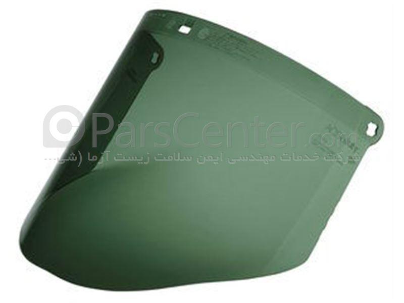 شیلد و طلق ایمنی رنگی محافظ در برابر حرارت و پاشش مواد مذاب BLUE EAGEL