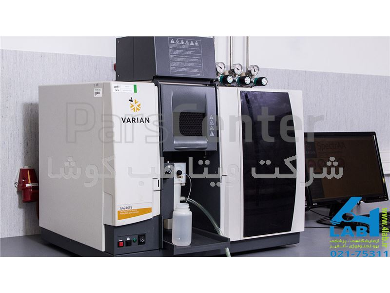 فروش دستگاه جذب اتمی مدل AA 240 FS ساخت کمپانی AGILENT  امریکا