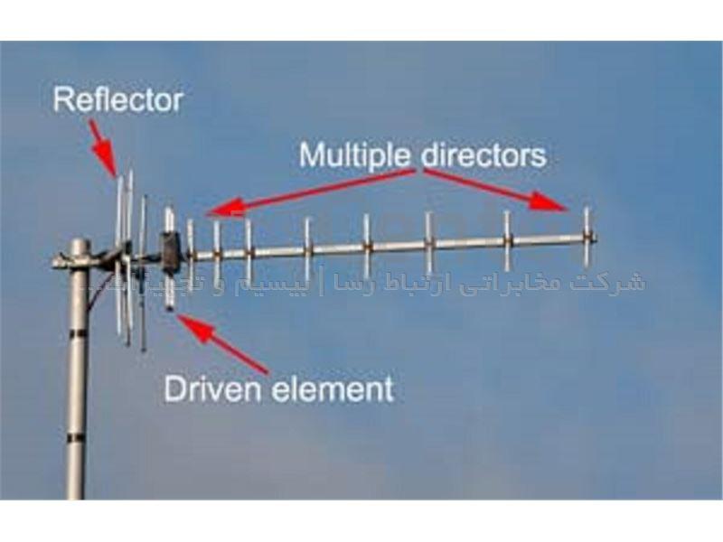 آنتن یاگی VHF-UHF