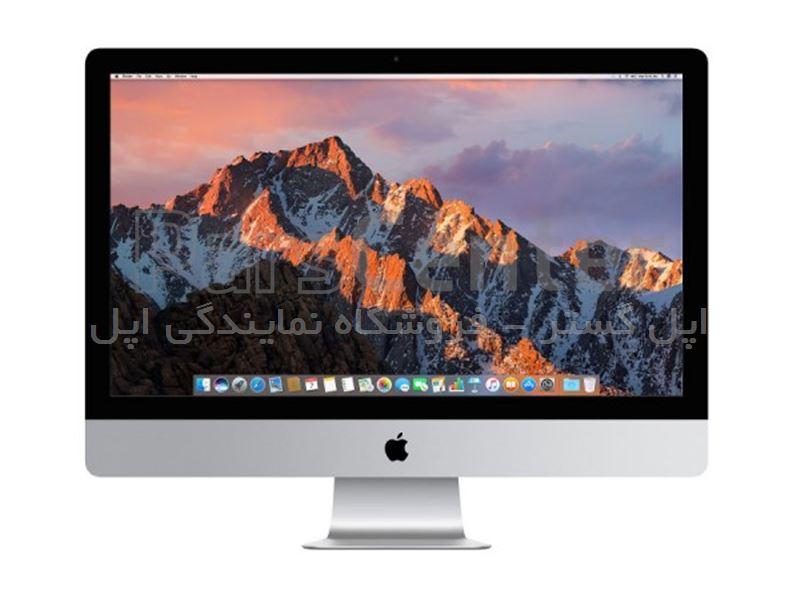 مانیتور آی مک اپل 21.5 اینچی با نمایشگر معمولی Apple Monitor iMac 21.5 Inch Display MK142