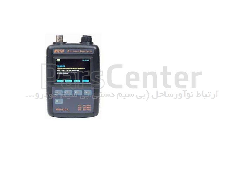 آنالایزر گرافیکی آنتن UHF,VHF