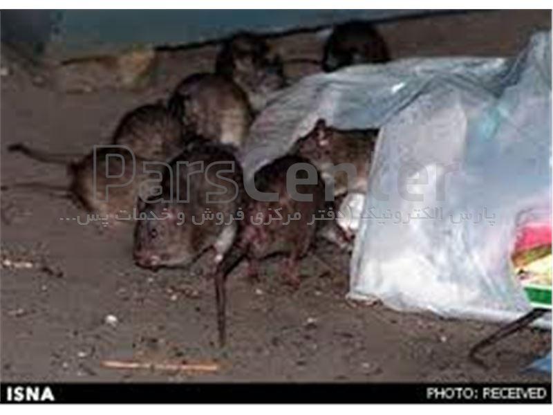دفع کننده موش ، تله موش ، دورکننده موش یک بلند گو 968