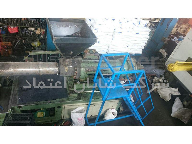 دستگاه تزریق پلاستیک 550 تن gs