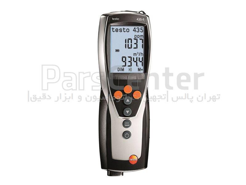 دستگاه اندازه گیری هوای داخلی testo 435-1