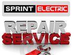تعمیر درایو اسپرینت Sprint مدل PLX50-4Q   با توان 50کیلو وات