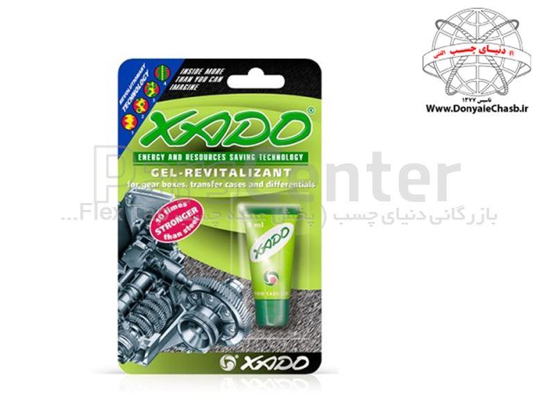احیاگر گیربکس عادی و دیفرانسیل 9 میل زادو XADO GEL-REVITALIZANT FOR for Manual Gear and reduction gear Additive اوکراین
