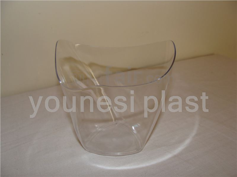herth dessert glass