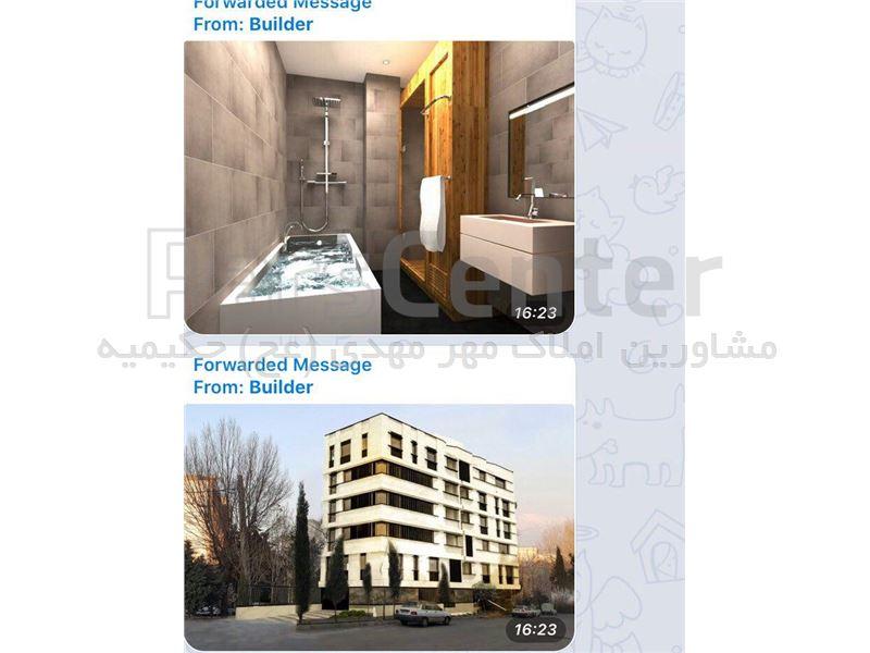 آپارتمان فروشی نوساز 104 متری حکیمیه فاز 3 شقایق