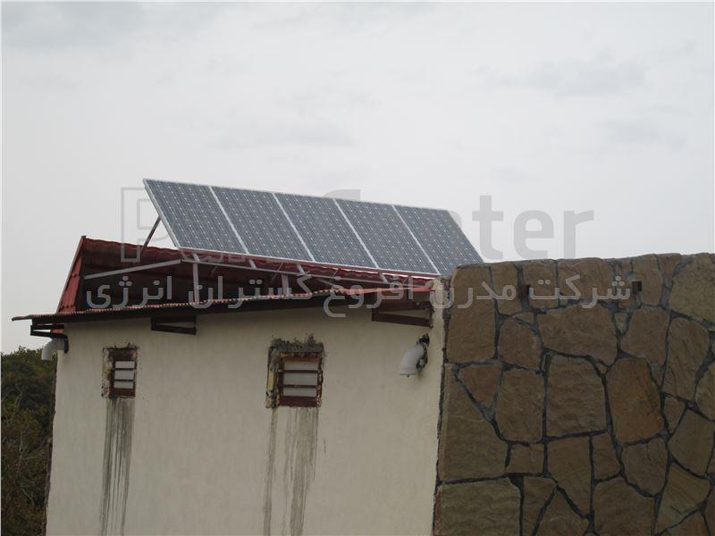 برق خورشیدی 10 کیلو وات