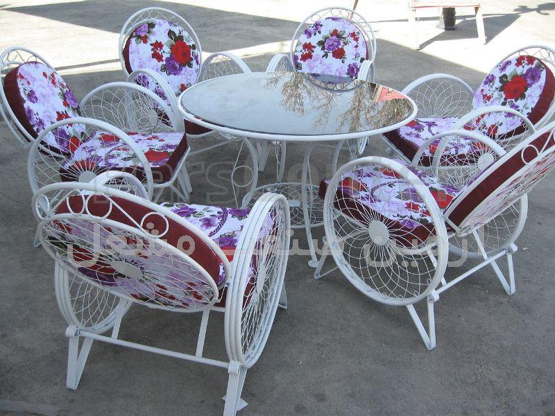 قیمت صندلی حیاط