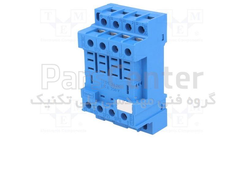 سوکت رله فیندر 14 پایه صنعتی 96.74 و 96.04