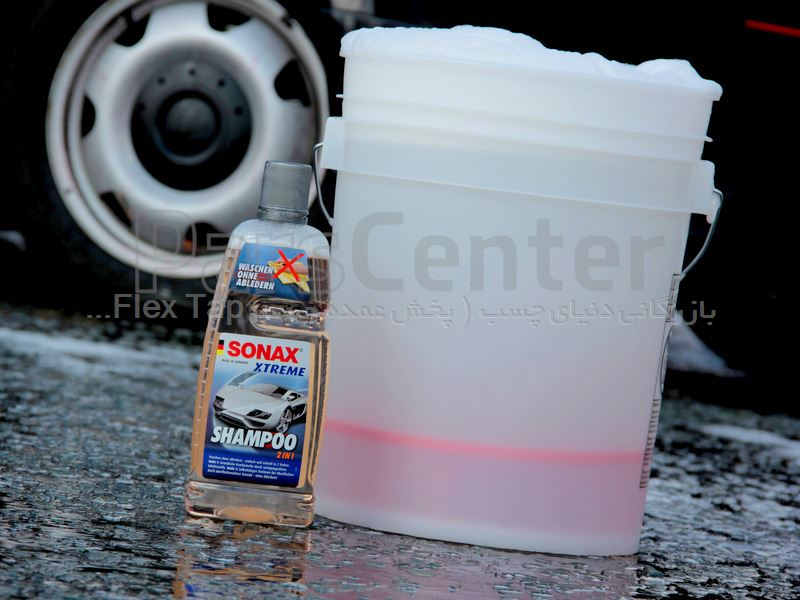 شامپو اکستریم سوناکس SONAX XTREME Shampoo wash & dry آلمان