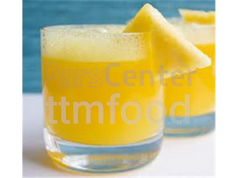 کنسانتره آناناس با کیفیت مرغوب
