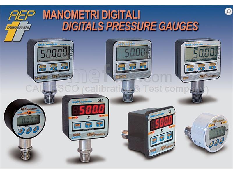Digital Pressure Test Gauge 700bar