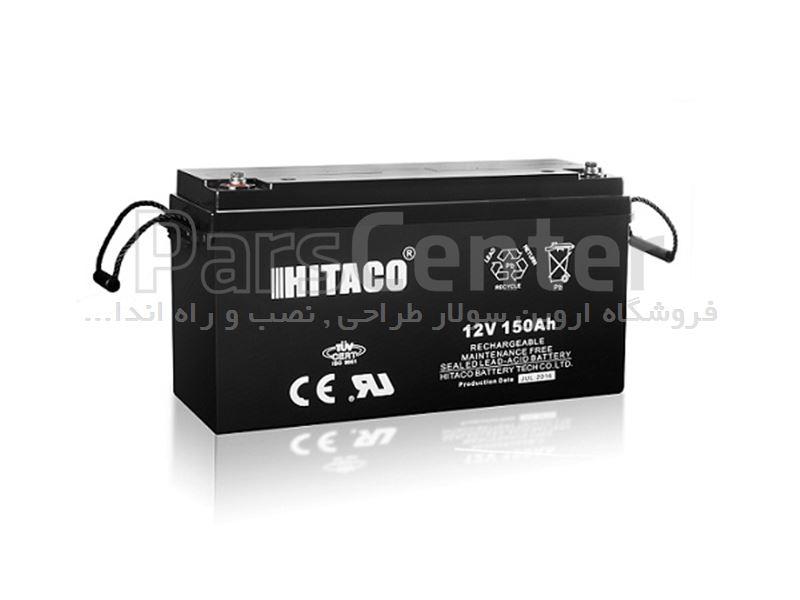 باتری هیتاکو 150 آمپر