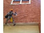 اجرای محافظ نانو بر روی نمای ساختمان