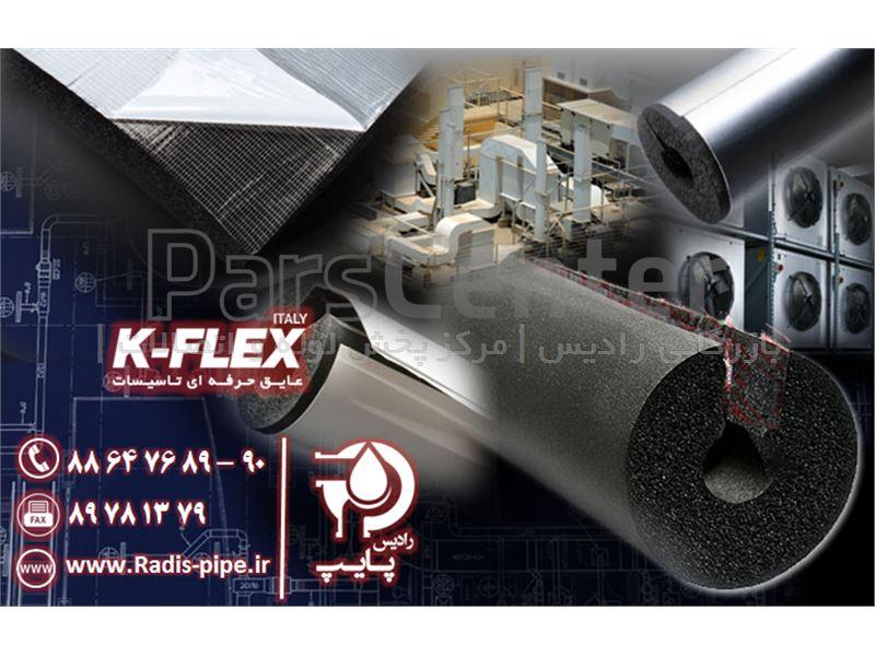 بزرگترین مرکز پخش عایق های K-flex در تهران