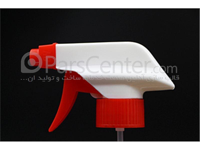 ساخت قالب تزریق پلاستیک انواع اسپری مایع شیشه پاککن