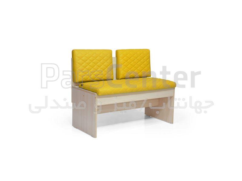 کاناپه فست فودی مدل بامبوس S (جهانتاب)