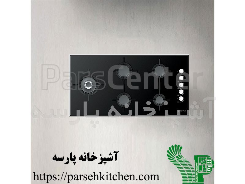 گاز رومیزی Cristallo 5G Side 100 زیگما