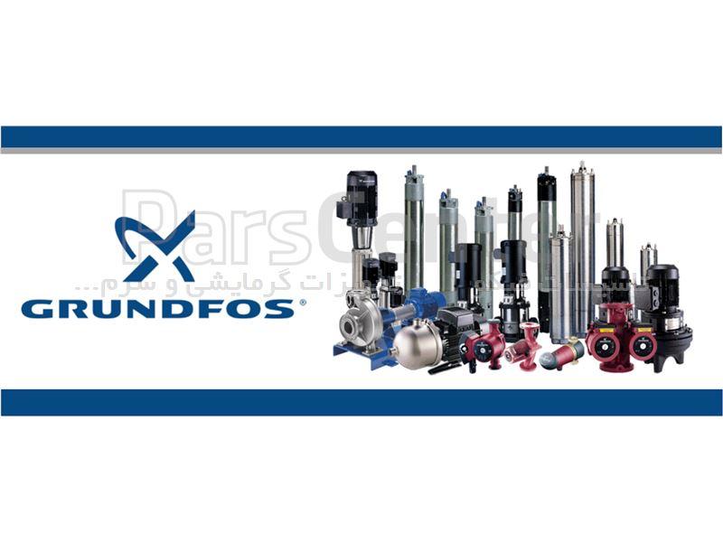 پمپ آب عمودی طبقاتی گرانفوس GRUNDFOS مدل CR 32-2