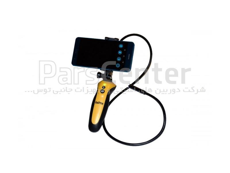 بروسکوپ دیجیتال قابل شارژ اپتیکس مدل XI8.5-1m WiFi