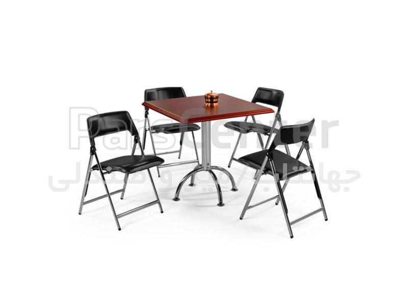 میز رستورانی مدل 1024F (جهانتاب)