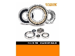 TIMKEN angular ball bearing