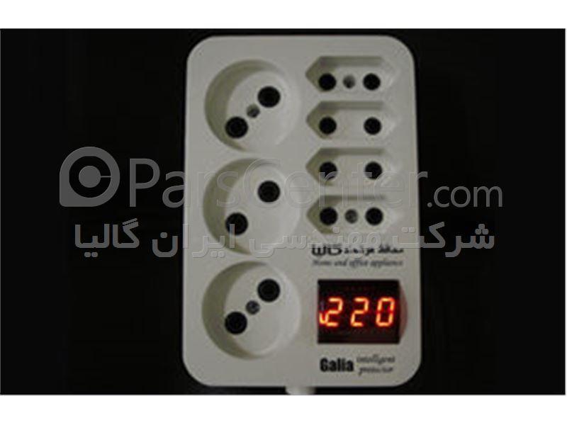 محافظ برق LCD و LED تمام دیجیتال و هوشمند گالیا