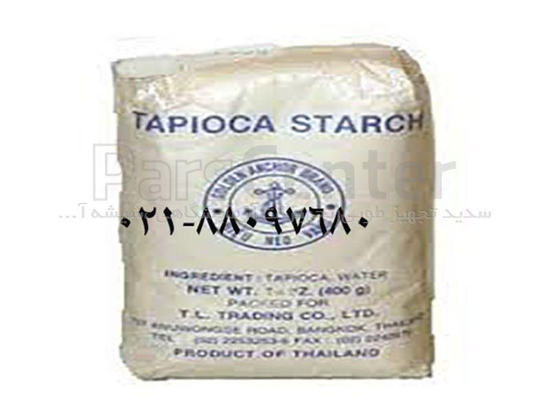 نشاسته تاپیوکا غذای ماهی