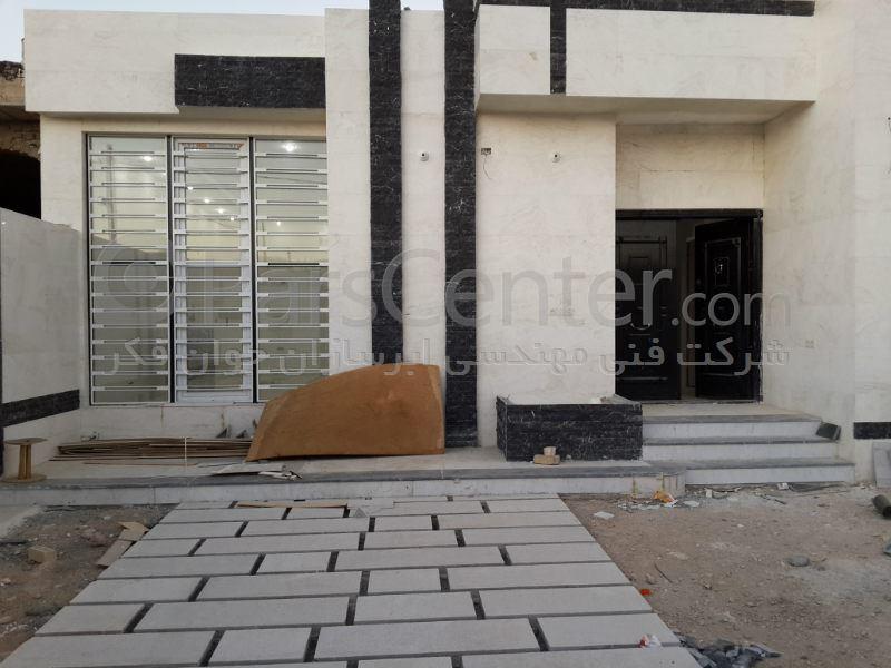 سازه lsf ال اس اف در شیراز