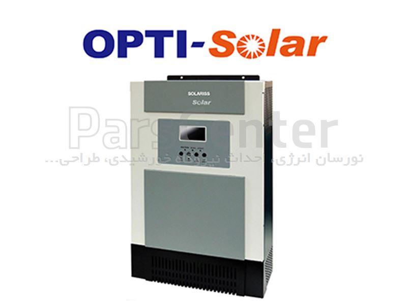 پکیج برق خورشیدی 3000 وات ساعت با تجهیزات درجه یک نورسان انرژی