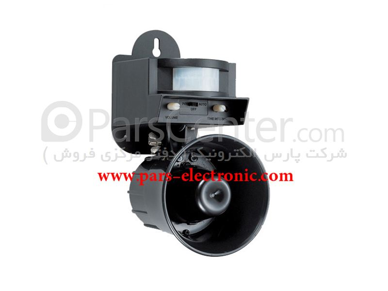 دستگاه دورکننده پرندگان مزاحم مدل UAW2001