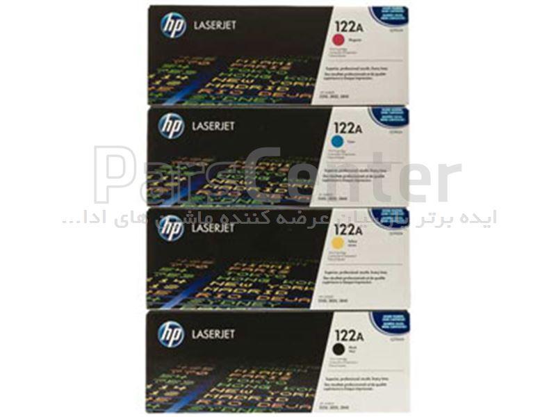 کارتریج جوهر رنگی HP 122MCYK