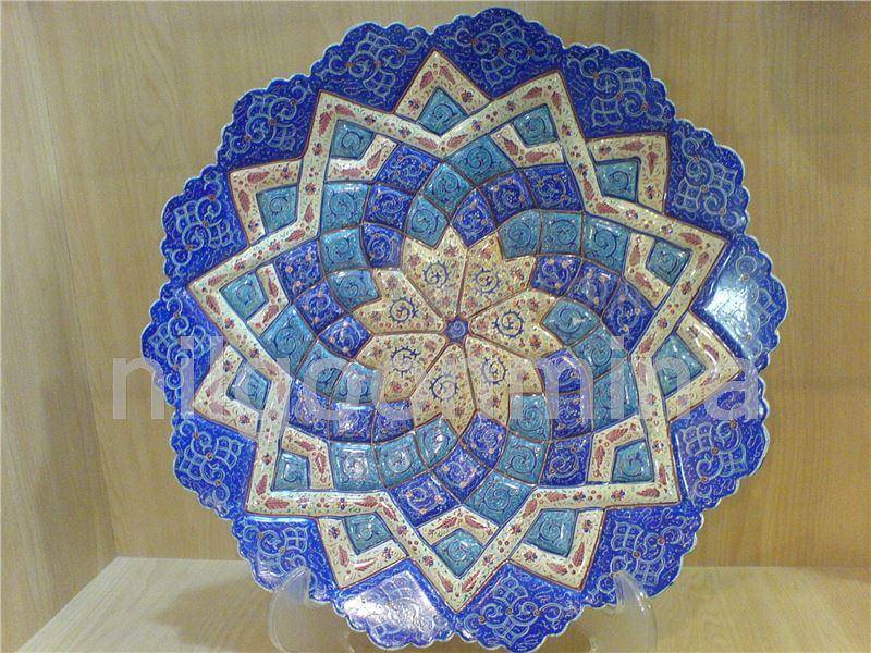 minakari Plate