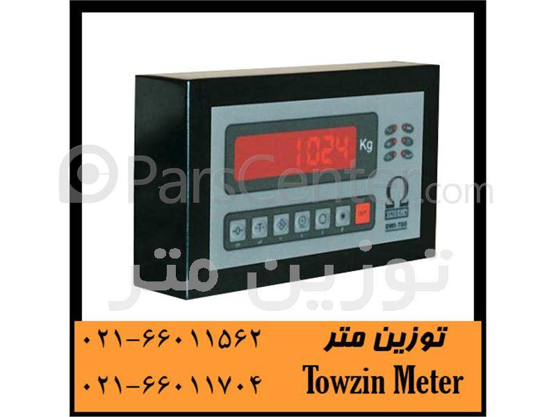 نمایشگر توزین سیلو و بارگیری OMEGA DWI-700 اومگا