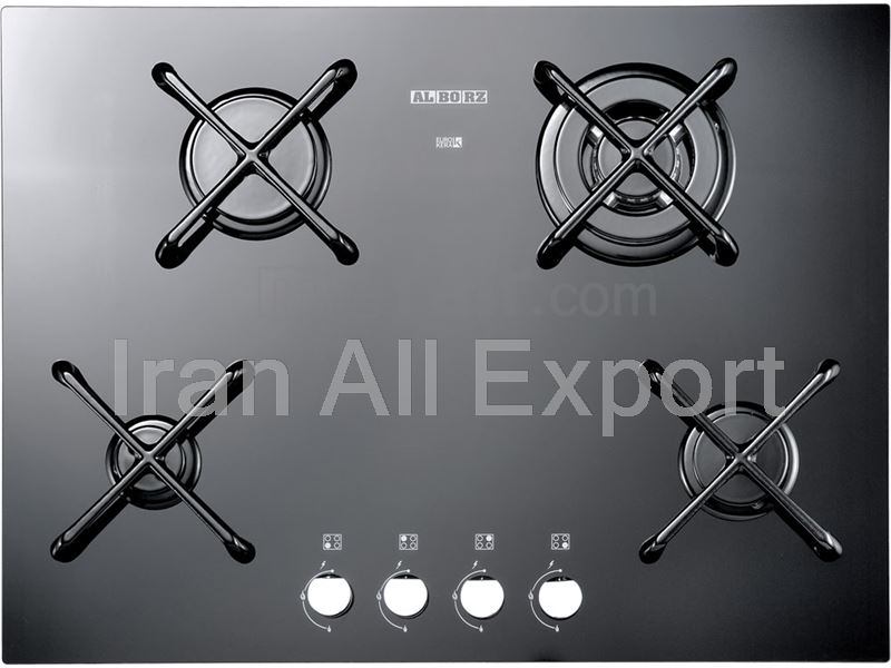 Kitchen Stove cooker from Iran to Turkmenistan