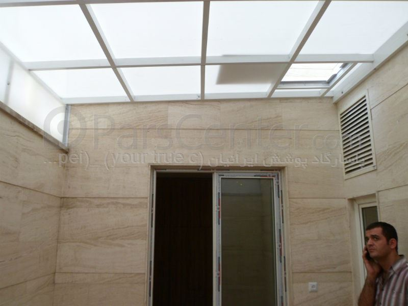 (Patio Roof) سقف پاسیو و دیوار  481