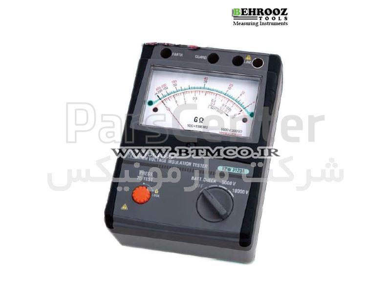 تستر مقاومت عایق ، میگردو نیم کیلو 3121A/3122A/3123A