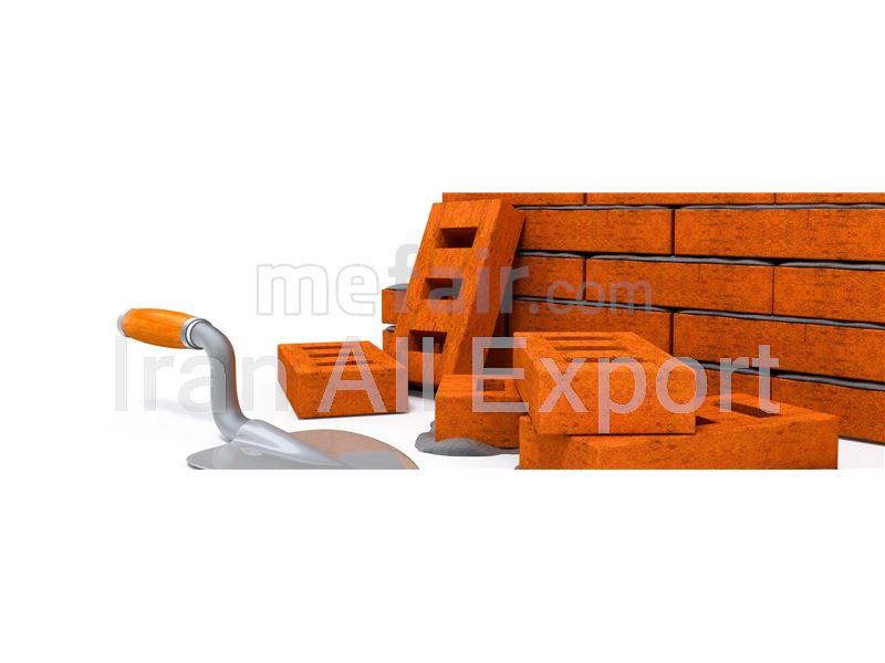 Bricks of all kinds from Iran to Turkmenistan