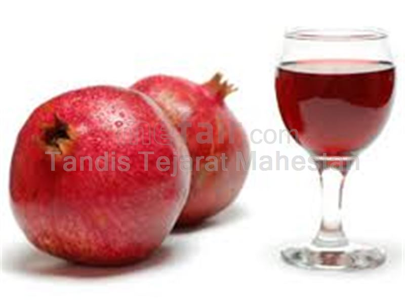 Export of pomegranate juice concentrate to Azerbaijan