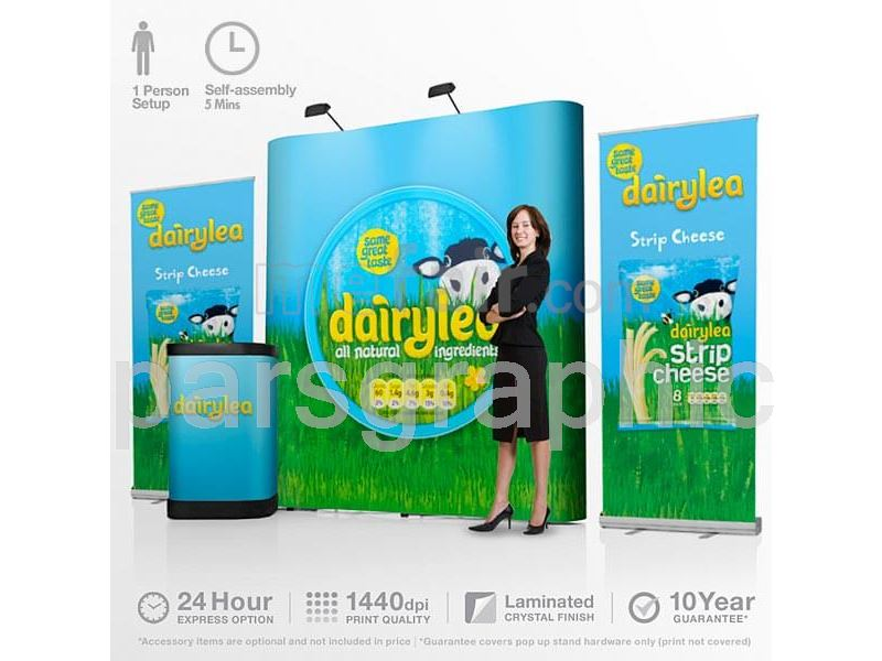 pop up stand 3*2