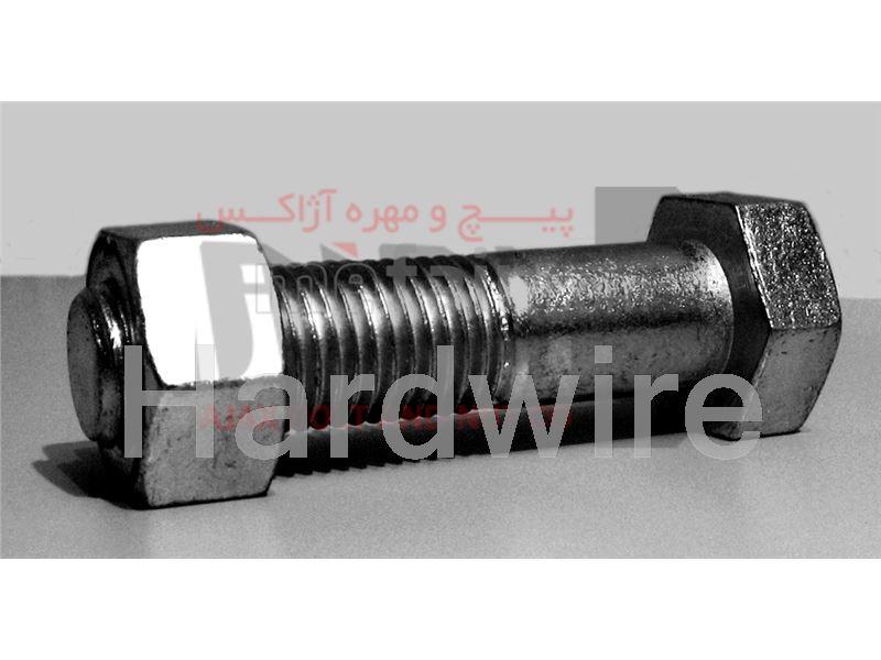 Hex bolt M10