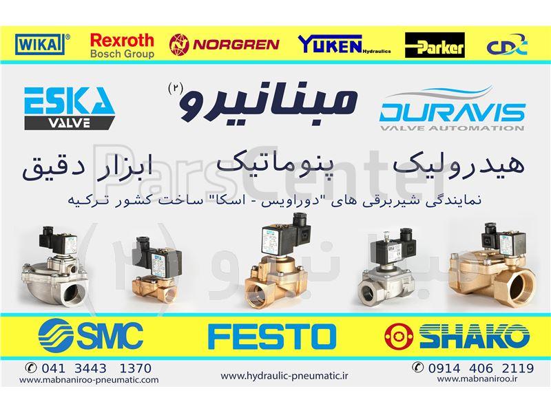 بورس و فروش شیر برقی 2-2 اسکا دوراویس ترکیه