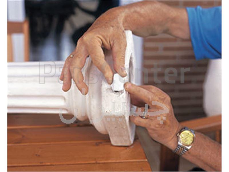 خمیر ترمیم ضد آب 56 گرمی بایسون Aqua - محصولات چسب ساختمانی در ...... خمیر ترمیم ضد آب 56 گرمی بایسون Aqua ...
